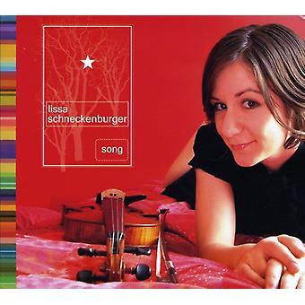 Lissa Schneckenburger - importation USA chanson [CD]