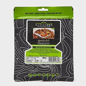 Wayfayrer Vegetable Chilli Ready Meal