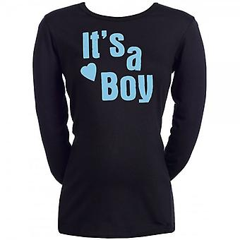 Spoilt Rotten It's A Boy! Maternity T-Shirt