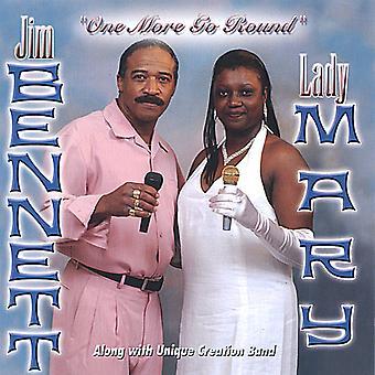 Jim Bennett - één meer Go Round [CD] USA import