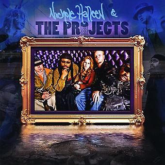 Nichole Halleen & the Projects - Nichole Halleen & the Projects [CD] USA import
