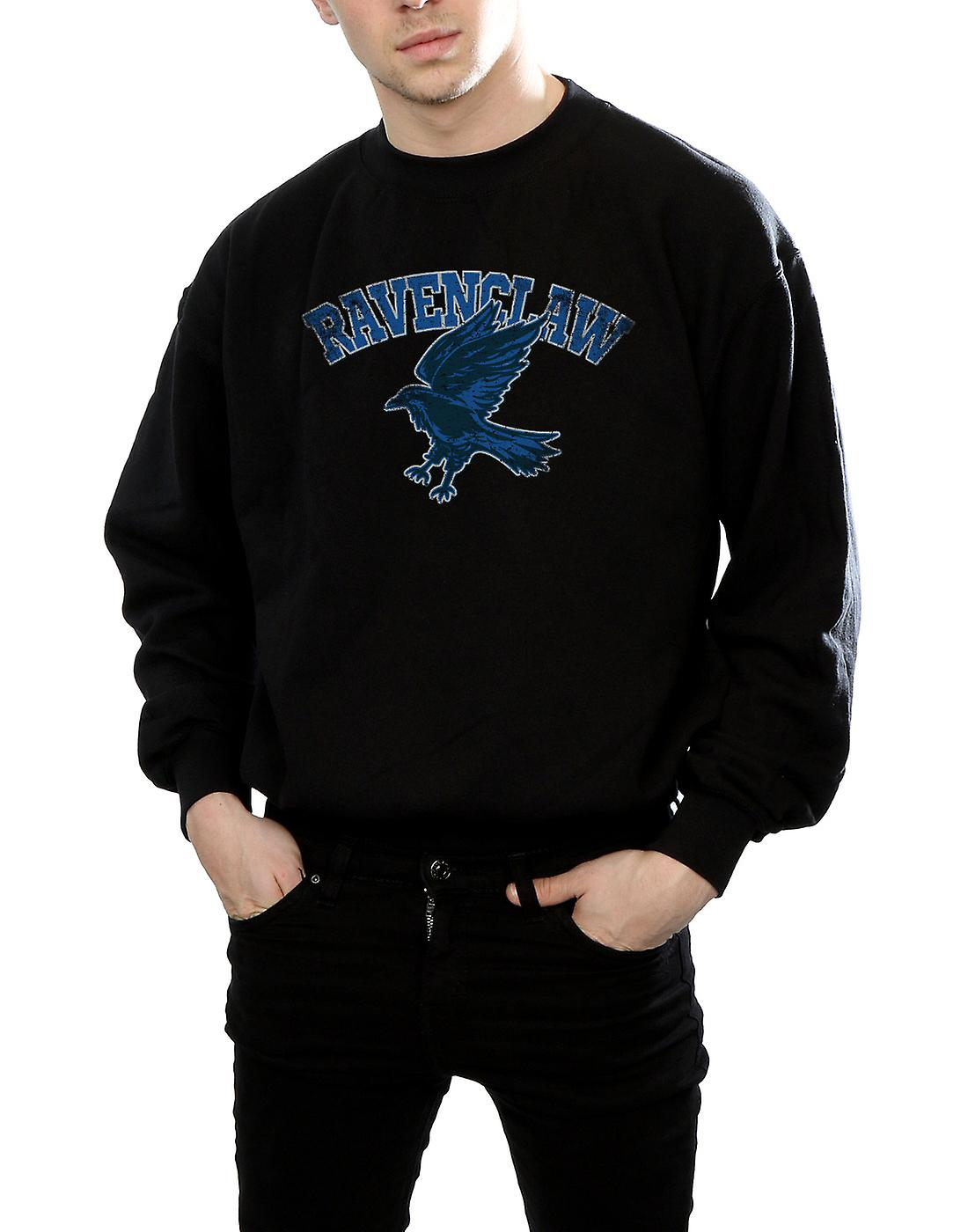 Harry Potter mænds Ravenclaw Sport Emblem Sweatshirt