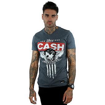 Johnny Cash mænds altid på mit sind v-hals T-Shirt