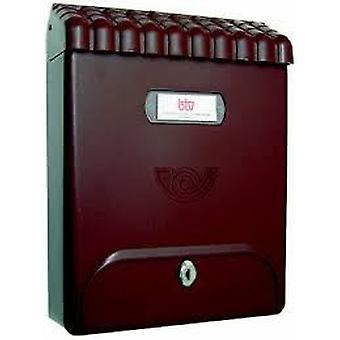 BTV Buzon Garden Brown Earth (DIY , Hardware , Home hardware , Mailboxes)