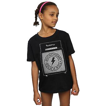 Buckcherry Girls Rock And Roll Amplifier T-Shirt