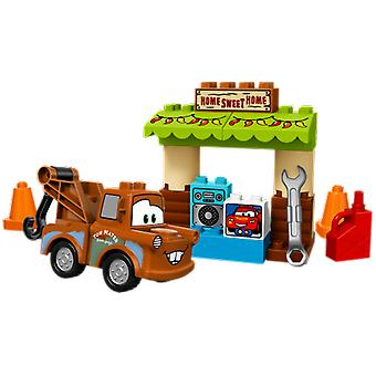 Lego 10856 Duplo Maters Shed (Toys , Constructions , Vehicles)