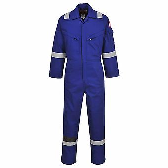 Portwest - Bizflame Plus Flame Resistant Light Weight Anti-Static Coverall 280g