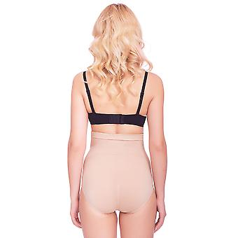 Mio Shape W1017P Nude Firm Control High Waist Shaping  Briefs