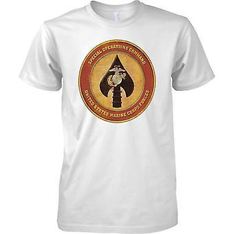 USMC Special Operations Command - Mens T Shirt