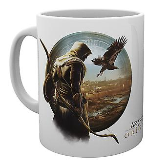 Assassins Creed origini Eagle Mug