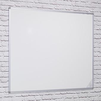 ' Double-Sided Whiteboard - Aluminium Frame