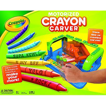 Crayola Motorised Crayon Carver Kit