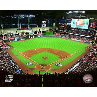 Minute Maid Park Game 5 of the 2017 World Series Photo Print
