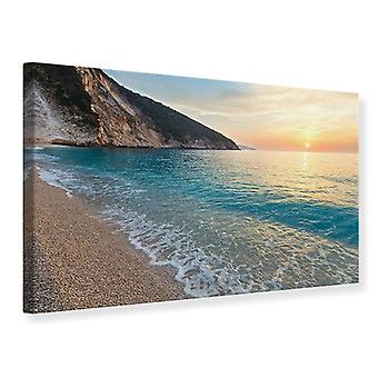 Canvas Print Rock