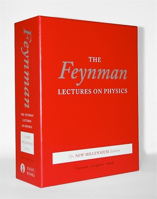 Feynman Lectures on Physics boxed set (Hardcover) by Feynman Richard P. Sands Matthew