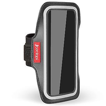 Sports Armband Large - Black  (163 x 81mm)