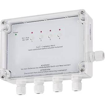 HomeMatic Wireless switch 76796A0 4-channel Surfa