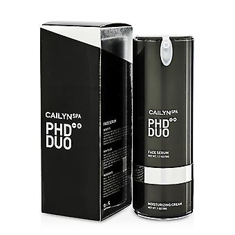 Cailyn PHD Duo: Face Serum 1.7oz + Moisturizing Cream 1oz 50g+30g