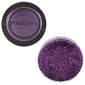 PaintGlow Glitter Shaker Colour Fuschia Purple