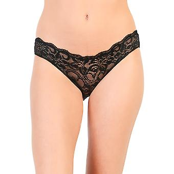 Pierre Cardin Women Brief Black
