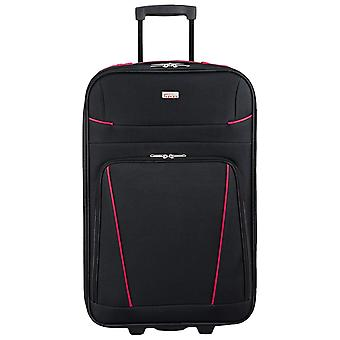 Fabrizio airy 2 wheels suitcase trolley M 63 cm 10260-M