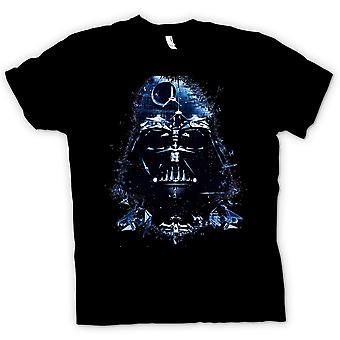 Mens T-shirt - Darth Vader - Death Star