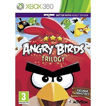 Angry Birds-Trilogie (Xbox 360)
