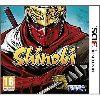 Shinobi (Nintendo 3DS)
