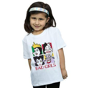 Disney Mädchen Schurken Bad Girls T-Shirt
