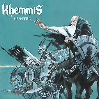 Khemmis - jagede [CD] USA importerer