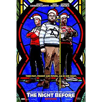 The Night Before Movie Poster (11 x 17)