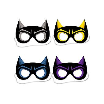 Máscaras de súper héroe