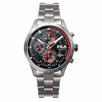 Orologio cronografo in acciaio inossidabile fila uomo FA38-001-002