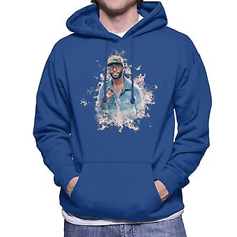 Tinie Tempah BBC Radio 1 2013 Men's Hooded Sweatshirt