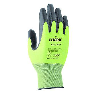 Uvex 60492 Size 8 C500 Wet Lime/Anthracite Gloves