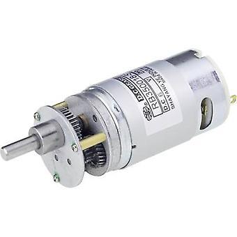 Transmisión de alto rendimiento del motor 6 V Modelcraft RB350018-SY2425 18:1