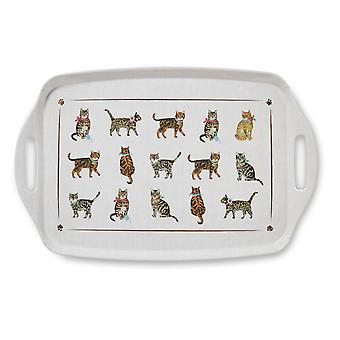 Cooksmart Cats on Parade Large Tray