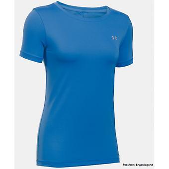 Under Armour HeatGear T-Shirt Damen blau 1285637-404