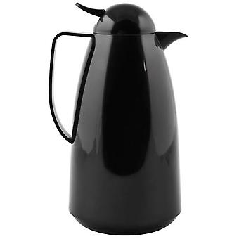 Schou Black Thermo Jug 1 L 752510 (Kitchen , Jugs and Bottles , Jugs)