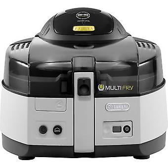 Airfryer DeLonghi FH1163/1 MultiFry Classic Blac