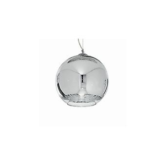 Ideal Lux - Discovery Cromo Small Pendant Idl059648