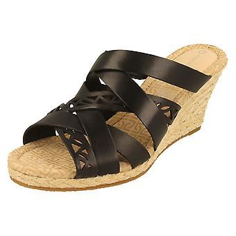 Ladies Rockport Summer Mules K61115