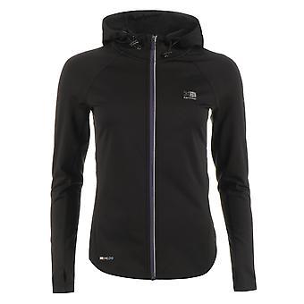 Karrimor Womens XLite MXShield Running jacka prestanda pälsen topp lång ärm