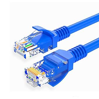 240 cm Kabel Cat5e 1000 Mbit/s Ethernet/Netzwerk-blau