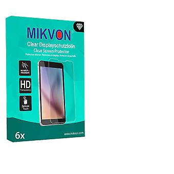 Huawei Mate 9 Screen Protector - Mikvon Clear (Retail Package with accessories) (reduced foil)