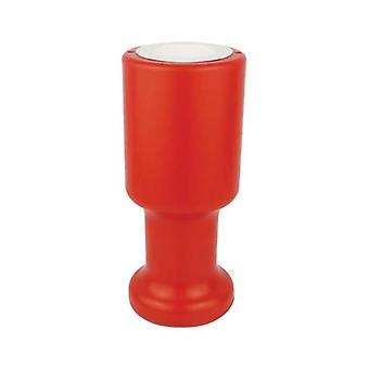 10 Eco Charity Money Collection Boxes - Red