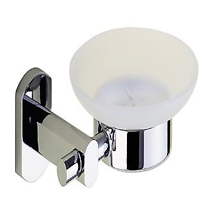 Gedy Edera Soap Dish Chrome ED11 13