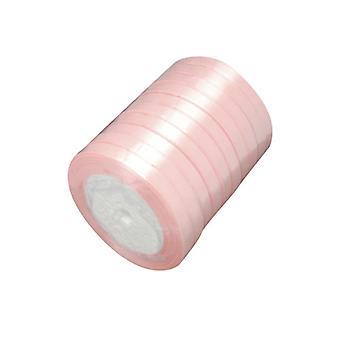 1 × شاحب وردي ساتان 20 م × 7 مم الشريط التخزين المؤقت HA02754