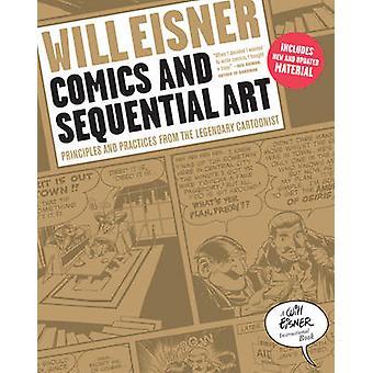 Tegneserier og sekventiel kunst - principper og praksis fra Legendar