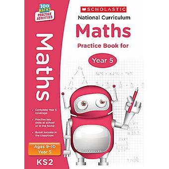National Curriculum Maths Practice Book for Year 5 by Scholastic - 97